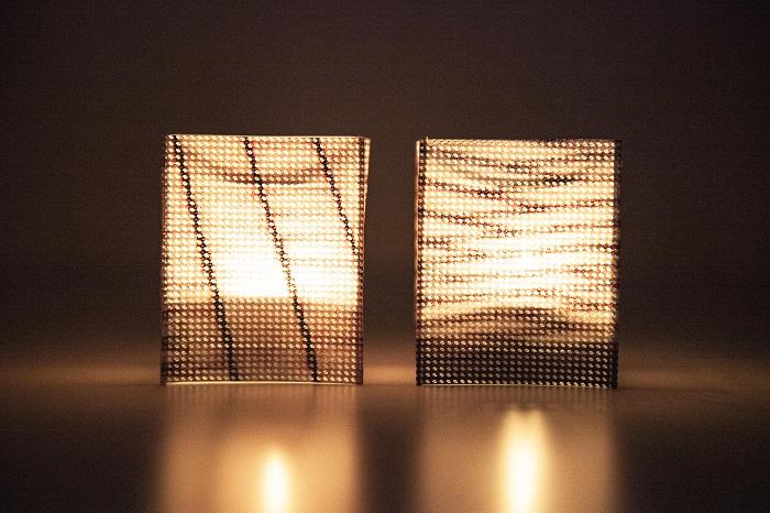 licht lamp design kaarsmantel